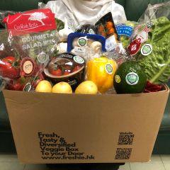 Freshie! - 迷你日本直送新鮮蔬菜盒 (小)