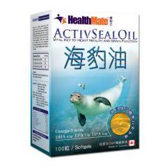 健知己 - 海豹油100粒 FS00168