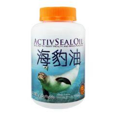 健知己 - 海豹油300粒 FS00169