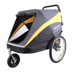 (Pre Order) Ibiyaya - The Hercules Heavy Duty Pet Stroller (Estimated Delivery Date : 14 days) FS1780-YG