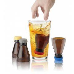 Final Touch - 樽頸造型烈酒杯(4隻) FTA1839