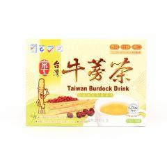 京工 - 台灣牛蒡茶(小) FU0350