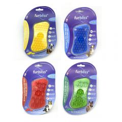 Furbliss - Pet Brush (4colors) (For different types of breed dogs and cats) Furbliss_PetBrush