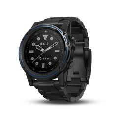 Garmin Descent MK1 Titanium with Silicone/ Leather Bands - Chinese G010-01760-41