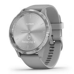 Garmin Vivomove 3 Sport Silver/ Grey with Grey Silicone - Chinese