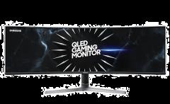 "Samsung 49"" Monitor Dual QHD 曲面超寬顯示器 LC49RG90SSCXXK"