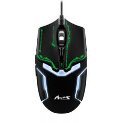 Dragon War G10-BK 可編程專業電競滑鼠 Gaming Mouse/文書滑鼠