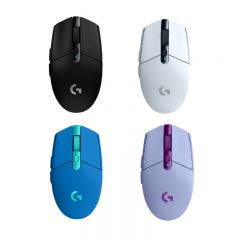 Logitech - G304 LIGHTSPEED Wireless Gaming Mouse (4 colors) G304_all