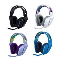 Logitech - G733 LIGHTSPEED 無線RGB電競耳機 (4種顏色) G733_all