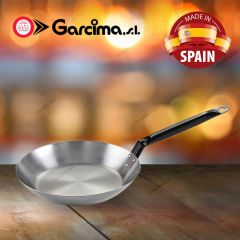 Garcima - [西班牙製]純鐵煎鍋(24cm/28cm/32cm)(Pata Negra 5星系列)
