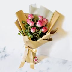Gift Flowers HK - 愛情花園 GB120011