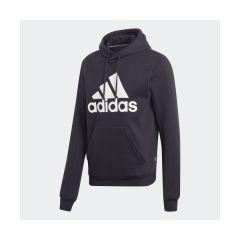 adidas Men Must Have Badge of Sport Hoodie Black GC7339