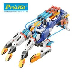 Pro'sKit 液壓機械手套 Hydraulic Cyborghand STEM GE-634 STEM  玩具