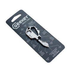 GEEKEY - 多功能隨身鑰匙小工具