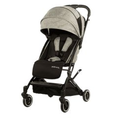 Guzzie And Guss - Oxygen Stroller (Salt+Pepper) GG030SP