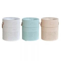 Green House Double Mist Humidifier (Green/White/Apricot) GH-PHLA