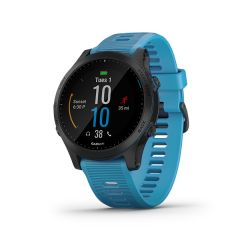 Garmin - Forerunner 945 Bundle HRM-Swim & HRM-Tri 全方位鐵人運動GPS智能手錶 (英文) (藍色) GM_FORERUN945BDI_BU
