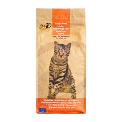 Gold-D - Salmon and White Fish Adult Cat Food I 2KG GoldD-Salmon-WhiteF