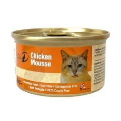 Gold-D - Chicken Mousse Cats I 24pc (85g) GoldD-ChickenMousse
