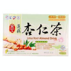 King Kung - Lotus Root Almond Tea GP0721