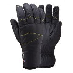 Montane 英國Primaloft 保溫纖維可觸屏手套 Prism Glove Black