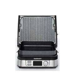 Cuisinart - GR-5NHK 數碼健康煎烤機 (送GRTKYPVS 章魚燒盤)GR5NHK_GRTKYPVS