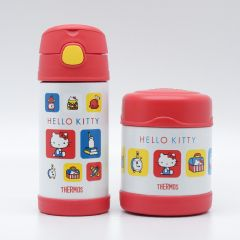 Thermos-Hello Kitty 350??????? + 300??????? GS-THK-5C-KTV