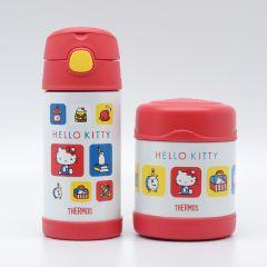 Thermos-Hello Kitty 350??????? + 300??????? GS-THK-5C-KTV