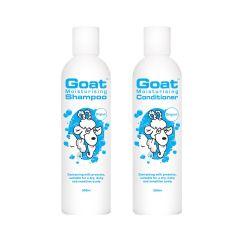 Goat - Moisturising Shampoo (Original) 300ml GS020001