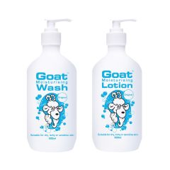 Goat - Moisturising Wash (Orginal) 500ml GS040002