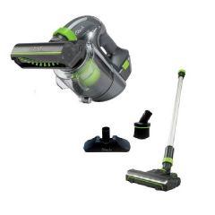 Gtech Multi Plus小綠無線除塵蟎吸塵機及原廠電動滾刷地板套件組