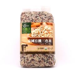 O'Farm - Organic Mix Rice GW0701