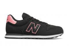 NewBalance Sport Womens 500 Shoes - Black