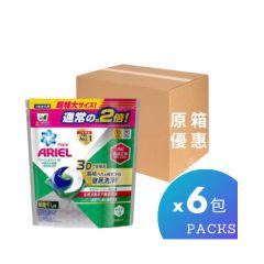 Ariel - [6 Packs Combo] 3D Laundry Capsules Fresh 34pcs (BOX) H016014_6
