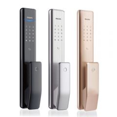 PHILIPS EASYKEY ALPHA 推拉式智能鎖 H02803_C