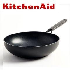 KitchenAid - Classic Forged Aluminium Magneto 28cm Wok CC003242-001 H03753