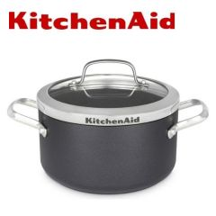 KitchenAid - Stockpot 20cm/3.1L with Glass Lid CW001972-002 H03755