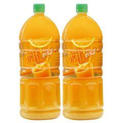 (原箱) 菓汁先生 -  2L 橙汁(餐飲金裝)