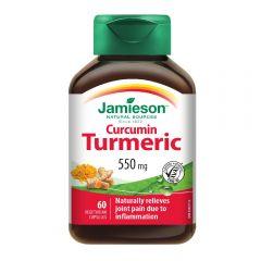 Jamieson Curcumin Turmeric 550mg 60s H3282117889