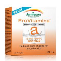 Jamieson Retinol Renewal Vit.A Night Cream 120ml H3288205307