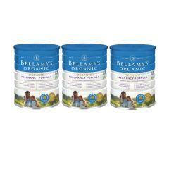 Bellamy's Organic - 貝拉米有機孕婦奶粉 (原箱3件) (食用期至2021年7月31日) H6680011005