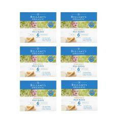 Bellamy's Organic - 貝拉米有機健齒餅 (6個月或以上) (原箱6件) (食用期至2021年3月23日) H6680021003