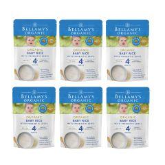 Bellamy's Organic - 貝拉米有機嬰兒米糊 (4個月或以上) (原箱6件) (食用期至2021年3月13日) H6680031011