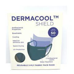 Dermacool - 三層納米防水防護口罩 (細/中/大 碼)