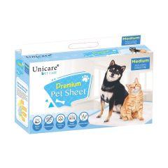 Unicare 寵物尿墊 中碼 (45cm x 60cm) 100片  HA880014501