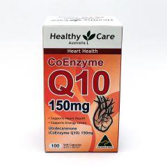 Healthy Care - 輔酶Q10---100粒 HA900011002