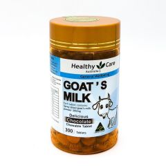 Healthy Care - 羊奶片 (朱古力味) ---300片 HA900011004