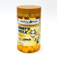 Healthy Care - 羊奶片 (雲呢拿味) ---300片 HA900011005
