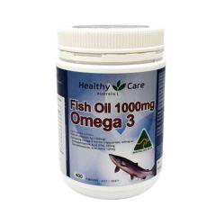 Healthy Care - 深海魚油 1000mg 400粒 HA900012008