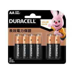 HB1X0012214 Duracell - Alkaline AA 12's